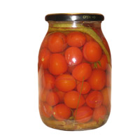 Gallabeks - Marinated cherry tomatoes